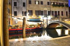 Venice By Night (boscho87) Tags: venice italy night ship venedig