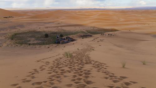 Unser Berber-Zeltlager