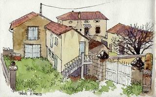 Parnac, Condamine