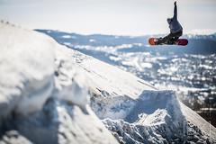 Dru Kennedy... (Dru Kennedy) Tags: newfoundland snowboarding spring winner hip cornerbrook