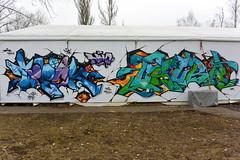 trek (nwo), truba (tad, ff) (thenwocrew) Tags: trek graffiti russia moscow nwo tad ff treck reebok streetfire truba wwwnwocrewru nwocrew