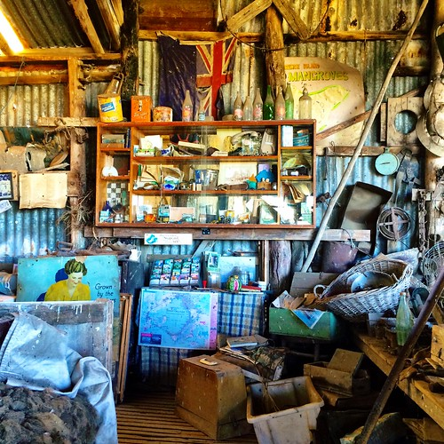 Lois's Shed: French Island