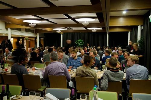 ELIXIR all hands meeting at the ELIXIR Hub, March 2015