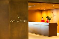 Business Class CathayPacific HND to HK  (Norio.NAKAYAMA) Tags: england hongkong britain  cathay  haneda businessclass hnd