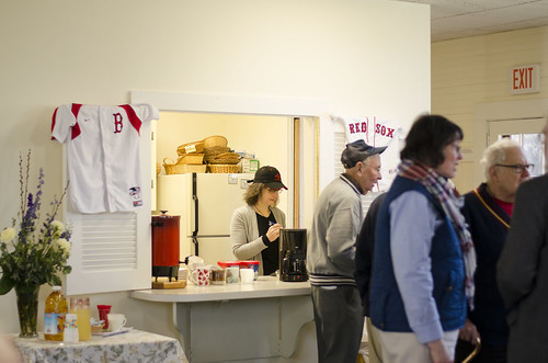 Red Sox Home Opener Hotdog Extravaganza!