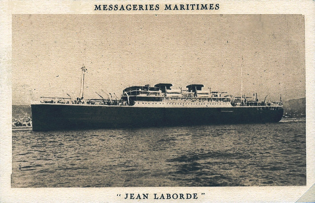 1931 -1948 JEAN LABORDE avant 1936