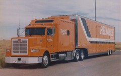 Reliable Carriers Marmon (PAcarhauler) Tags: truck semi autotransport marmon carhauler