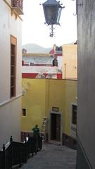 (sftrajan) Tags: mxico mexico alley unescoworldheritagesite guanajuato oldcity callejon colonialmexico patrimoniomundialdelahumanidad arquitecturanovohispana