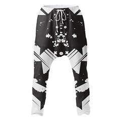 THE BLACK UNDA CROTCH (WILLPOWER STUDIOS) Tags: fashion pants style crotch crotchpants