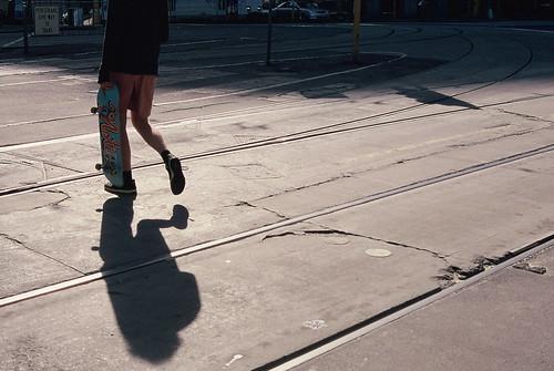 Skater - Melbourne Au