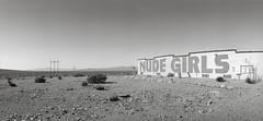 Nude Girls, Nevada (austin granger) Tags: girls money abandoned film sex nude loneliness desert nevada powerlines dirt noblex stark emptiness beatty cathouse nudegirls austingranger