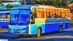 Morning at Stopover (LazyBoy (Bus P)) Tags: daewoo gtsi genesistransportserviceinc daewoobus philbes daewoobv115 genesistransportserviceinc81859 genesis81859