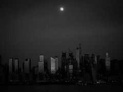 NYC at night (wavesummit) Tags: nyc newyork newjersey ilovenewyork