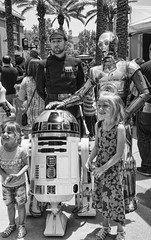 c3po R2D2 with Family (AllenFreeman) Tags: family starwars r2d2 c3po