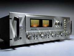 Rotel RA 1312 Stereo Amplifier (oldsansui) Tags: rotel 1970 1975 1970s audio classic stereo receiver retro radio old seventies sound vintage hifi design music 70erjahre madeinjapan amplifier highfidelity integratedamplifier analog audiophil solidstate electronic