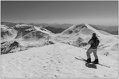 Pronto! - Ready! (Matteo Bersani) Tags: snow ski freedom neve scialpinismo sci lecco libert a58 montagnamountain pianidiartavaggio sonyalphaitalia cimadipiazzo bwbwbnblackwhitebianconero