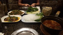 PokPok (phoebe.yo) Tags: ice oregon portland stew duck salad rice herbs sticky roadtrip pork thai boar isaan pokpok