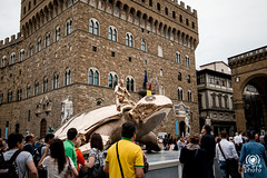 Piazza della Signoria (andrea.prave) Tags: toscana tuscany toscane toskana     florencia florence     florenz italia italy      italie italien piazzadellasignoria palazzovecchio comune