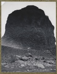 Dark Head (Bastiank80) Tags: nature polaroid volcano lava iceland largeformat bastiank