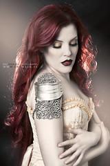 AILYN GIMNEZ (Nat Mora Domingo -Enmede-) Tags: portrait metal canon dark retrato goth makeup ethereal singer noruega redhair siren pelirroja vocalista symphonic sirenia ailyn enemede ailyngimenez
