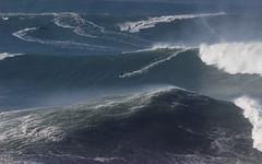 "WELCOME to ""hell"" of Nazareth   [ explore 09|06|2016 ] (marcolemos71) Tags: sea seascape portugal surf extreme xxl atlanticocean bigwaves nazar northcanyon praiadonorte"