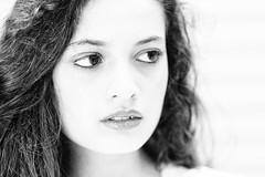Portrait Modelle (pinomangione) Tags: portrait sguardo persone biancoenero monocromo labra occhi eyes ritratto