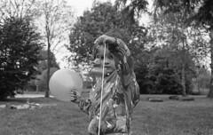 La pêche aux canards (adelinemoi) Tags: portrait film childhood analog 35mm canon ishootfilm 400tx canona1 selfdeveloped filmisnotdead filmcommunity