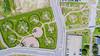 Badhusparken - 16 juli 2016 (Hyllie centrum) Tags: grönområde badhusparken hylliebadet hyllie kroksbäckskullarna skejtpark odlingslotter odlingsområde drönare park parkområde malmö hylliecentrum hyllierankan landart