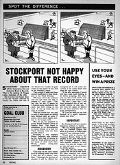Goal Magazine - 27/06/1970 - Page 42 (The Sky Strikers) Tags: goal magazine world cup special mexico 1970 greatest soccer weekly magzine 1s 6d