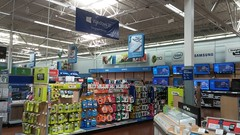 Turn around... (Retail Retell) Tags: hernando ms walmart desoto county retail project impact supercenter store 5419 interior remodel black dcor 20 icons