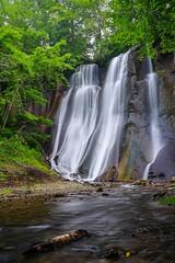Masumi taki, Takino Hokkaido (.mushi_king) Tags: fuji fujiholics longexposure slowshutter water hokkaido japan taki leefilter lee waterfall