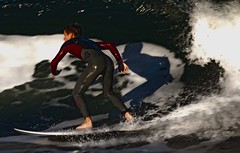 Double up (Sportracephoto) Tags: wave surfer surf ocean canon