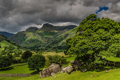 The Great Langdale Valley 14/07/2016 (moonsurf) Tags: thelakedistrict thelakes d600 nikon mountains landscapes cumbria cumbrialandscape