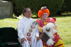 showmens rest. august 2016 (timp37) Tags: clown showmens rest illinois august 2016 summer forest park woodlawn cemetary