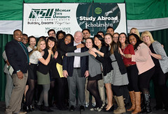 Photo representing 2015 MSUFCU Study Abroad Scholarship Luncheon