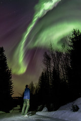 Buvatnet 3 (JKonradsen Photography) Tags: longexposure nightphotography sky nature colors stars colours astro aurora nightsky auroraborealis naturephotography nordlys stjørdal jkonradsen