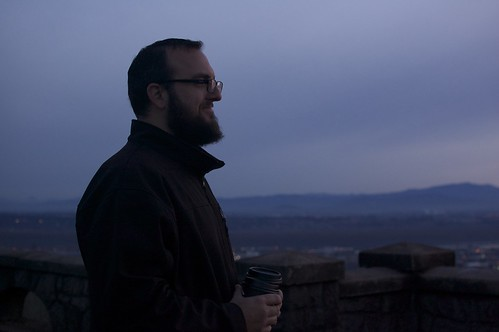 John at Sunrise