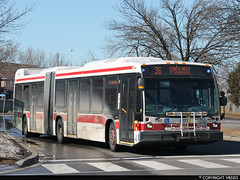 Toronto Transit Commission #9112 (vb5215's Transportation Gallery) Tags: toronto bus nova ttc transit commission artic lfs 2014