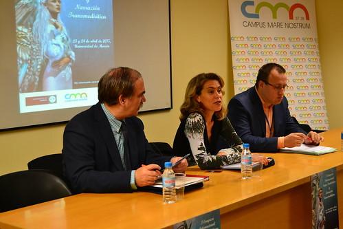 I Congreso Internacional de 'Sagas fantásticas y narración transmediática' 2