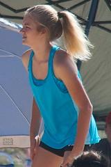 CBVA: DSC_1781 (Kevin MG) Tags: ca blue girls usa cute beach sports youth ball losangeles athletic sand pretty little young beachvolleyball teen volleyball bikinis preteen bathingsuits willrogers cbva willrogersbeach