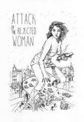 Ataque de la mujer Rechazada