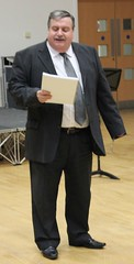 Adjudicator - John Winterflood