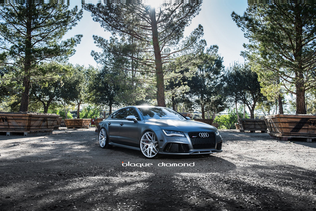 Blaque Diamond Bd 3 2015 Audi Rs7