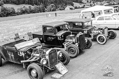 HotRods (Kustom Graphics) Tags: ford chevrolet racetrack race switzerland traditional fast pickup rockabilly rock´n´roll hangarrockin