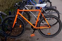 A orange ride (osto) Tags: bike bicycle denmark europa europe sony bicicleta zealand bici scandinavia danmark velo vlo slt rower cykel a77 sjlland osto alpha77 osto march2015 fietssykkel