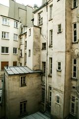 Inner Courtyard Paris