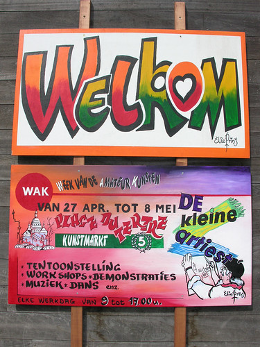 WAK 5, Zonneheem - 27 april 2015