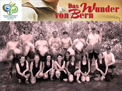 03 Ortsvereineturnier 2006 - Das Wunder von Bern