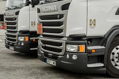 HAM - Camiones Scania