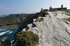 Cabo Vidio (TerePedro) Tags: espaa faro mar cabo asturias roca cantbrico oviana vidio